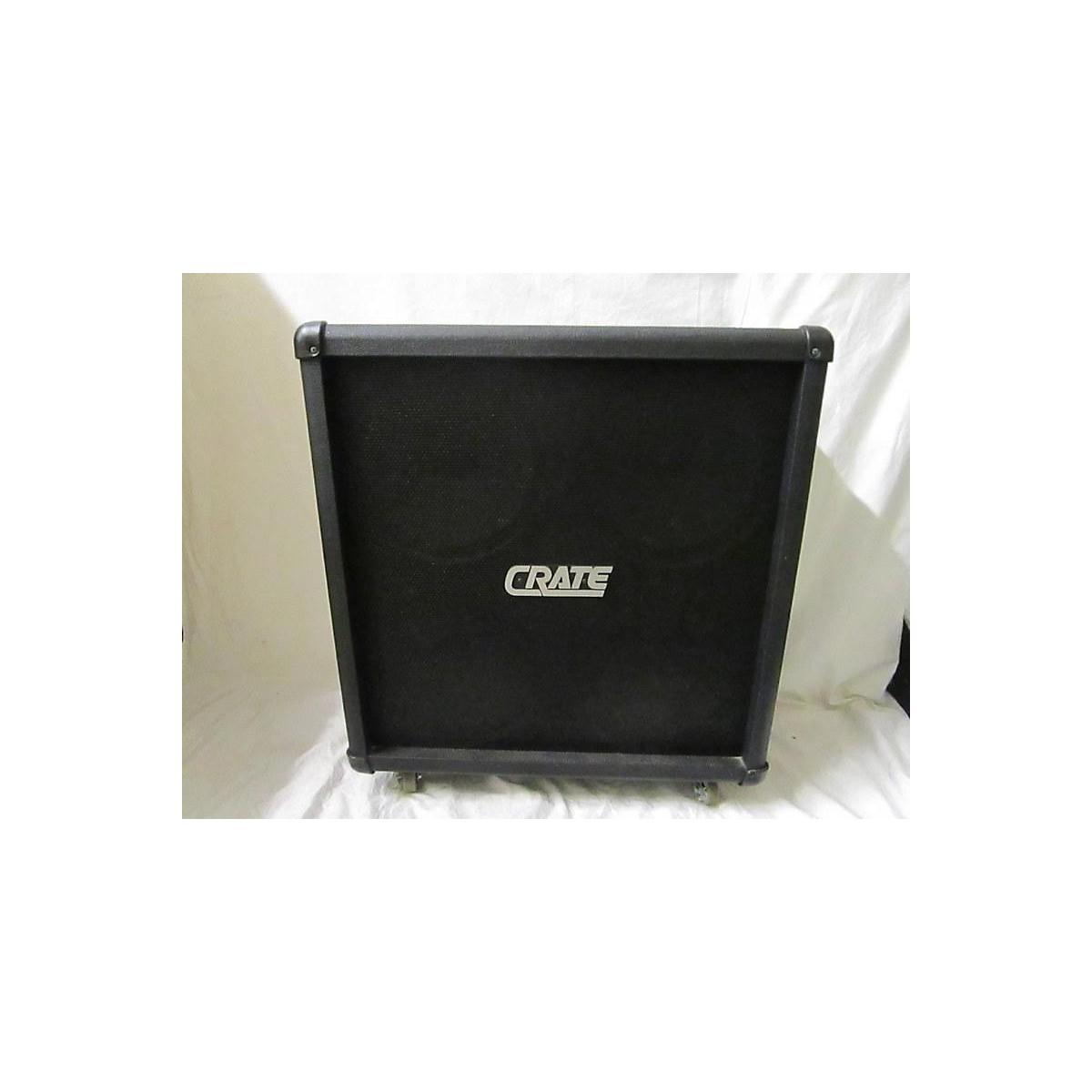 Crate GX412 4X12 Guitar Cabinet