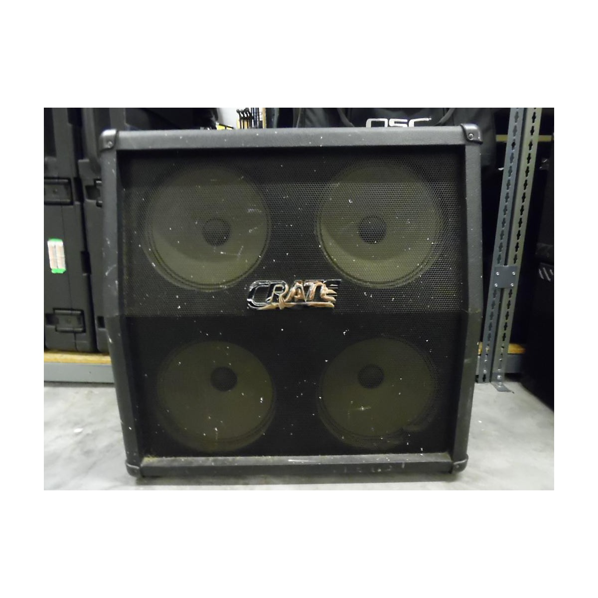 Crate GX412S 4X12 Guitar Cabinet