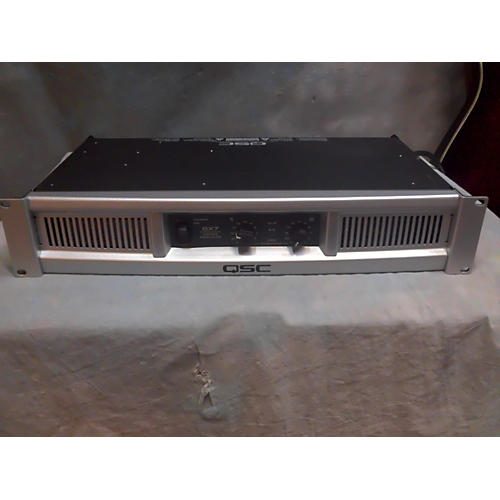 QSC GX7 Power Amp