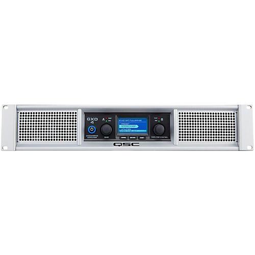 QSC GXD 4 Professional Power Amplifier