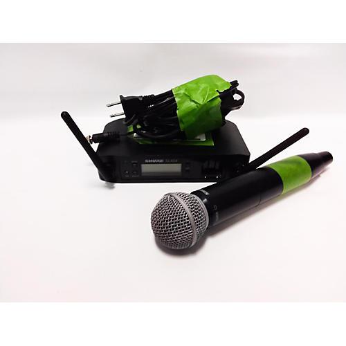Shure GXD24/SM58 Handheld Wireless System