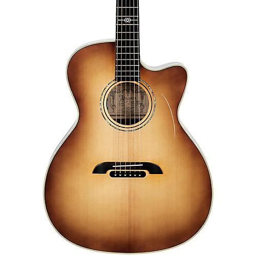 Alvarez GYM70CESHB Yairi Masterworks Grand Auditorium Acoustic/Electric Guitar