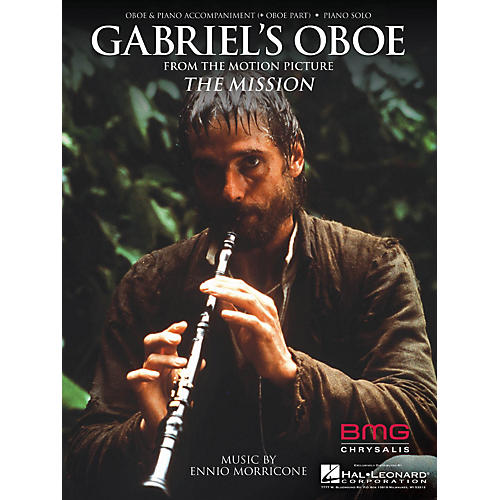 Hal Leonard Gabriel's Oboe (from The Mission) Oboe and Piano Series