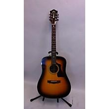 Guild Gad-50eatb Acoustic Electric Guitar