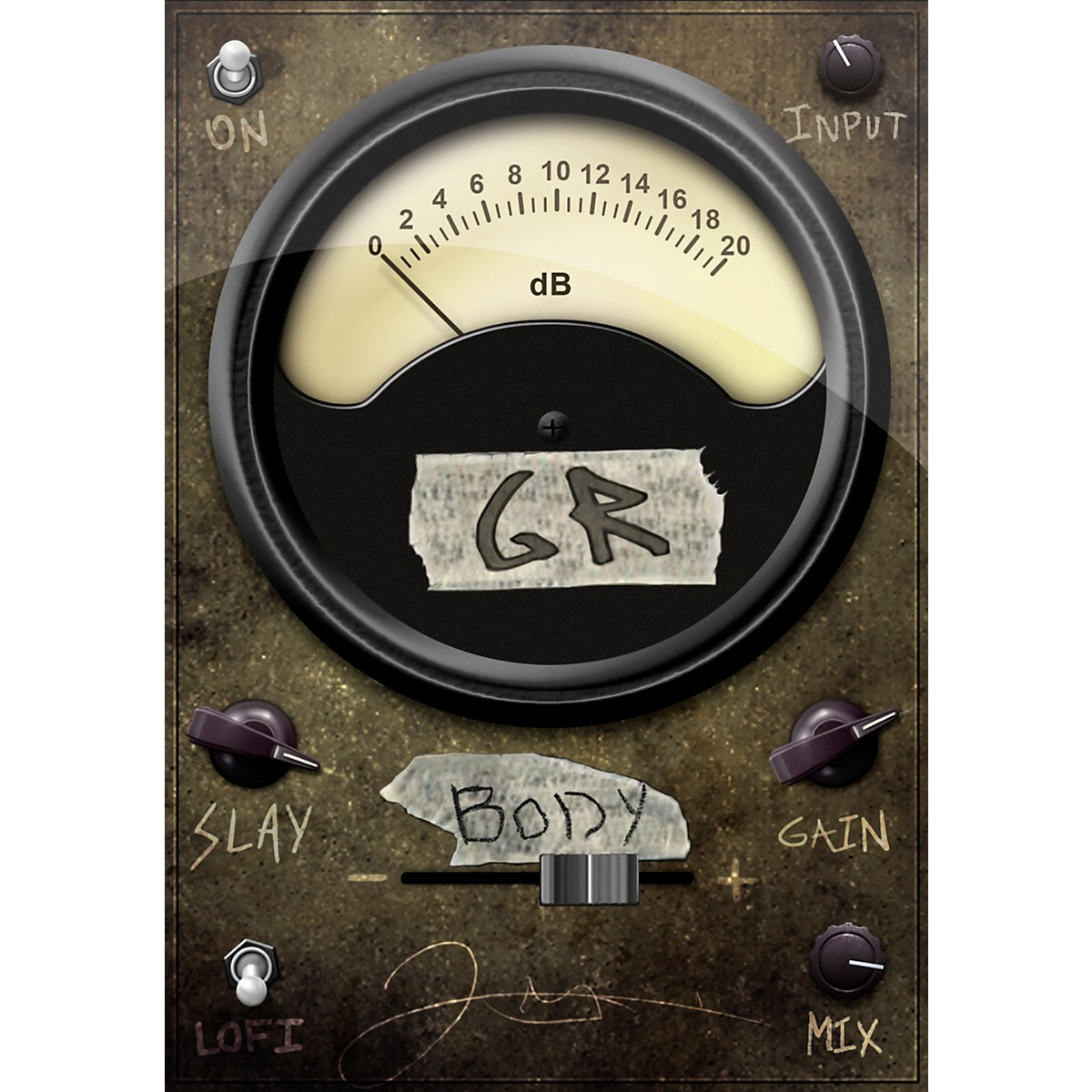 Joey Sturgis Tones Gain Reduction Deluxe Vocal Compressor (Download)