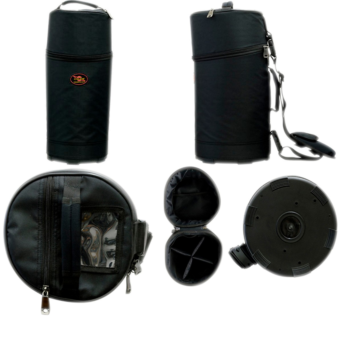 Humes & Berg Galaxy Grip Orchestral Mallet Bag