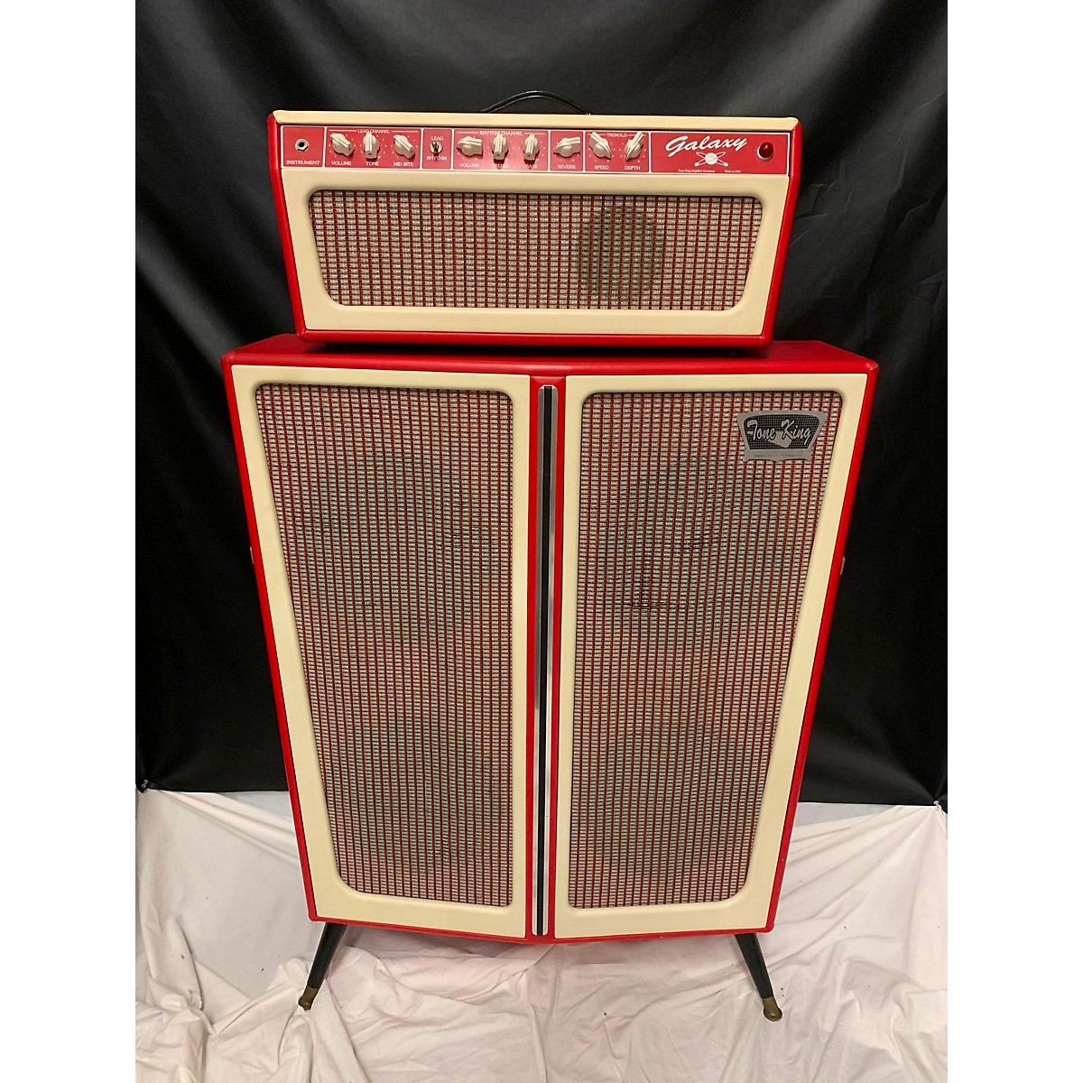 Tone King Galaxy Half Stack Guitar Stack