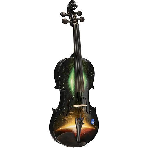 Rozanna's Violins Galaxy Ride Series Violin Outfit