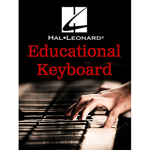 SCHAUM Galloping Ghosts Educational Piano Series Softcover