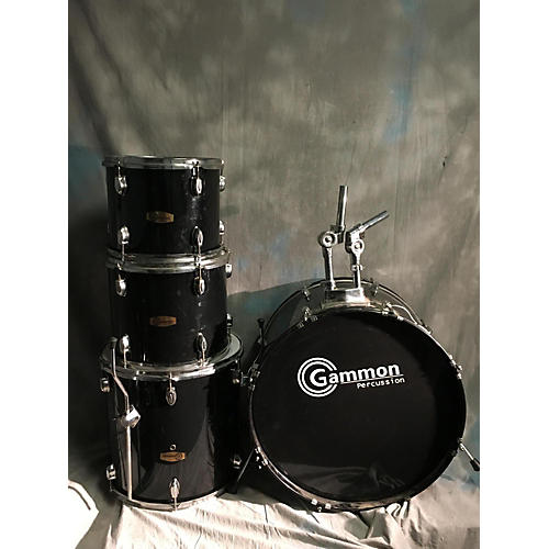 Gammon Percussion Gammon Drum Set Drum Kit