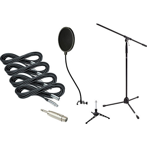 Gear One Garage Band Recording Accessories Pack