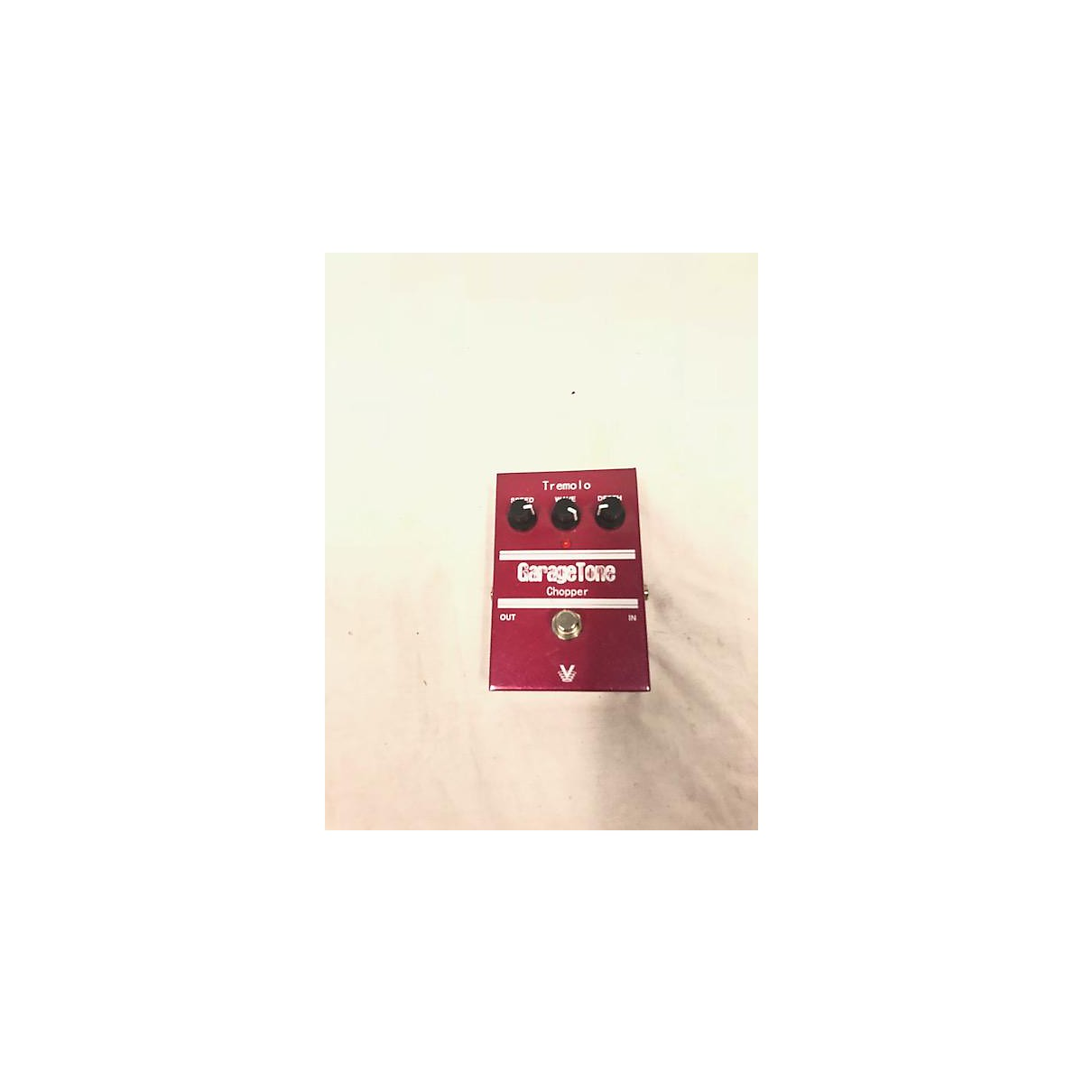 Visual Sound Garage Tone Chopper Tremolo Effect Pedal