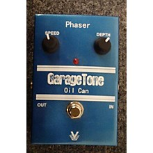 Visual Sound Garage Tone Oil Can Phaser Effect Pedal