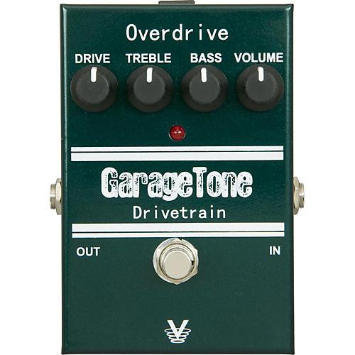 Truetone GarageTone Series Drivetrain Overdrive Guitar Effects Pedal