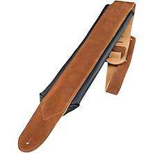 Perri's Garment Suede Bass Player Guitar Strap