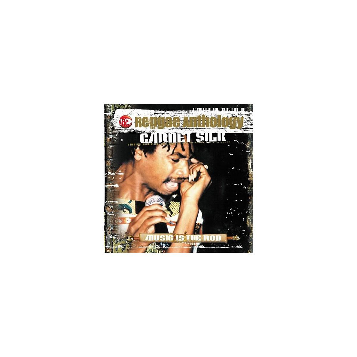 Alliance Garnett Silk - Reggae Anthology: Music Is the Rod