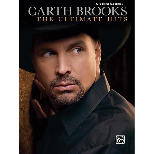 Alfred Garth Brooks - The Ultimate Hits Easy Guitar TAB Book