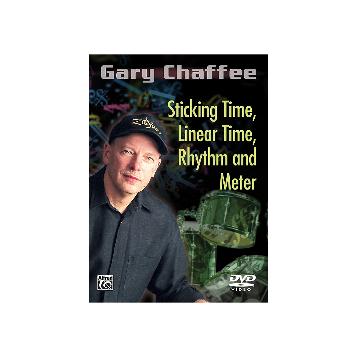 Alfred Gary Chaffee - Sticking Time, Linear Time, Rhythm and Meter DVD