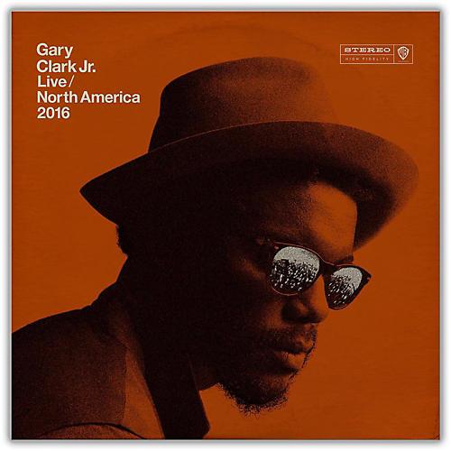 WEA Gary Clark Jr. - Live North America 2016 Vinyl LP