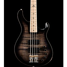 Gary Grainger 4-String Electric Bass with Maple Fretboard Charcoal Burst