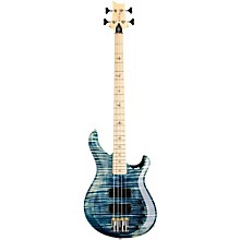 Gary Grainger 4-String Electric Bass with Maple Fretboard Faded Whale Blue