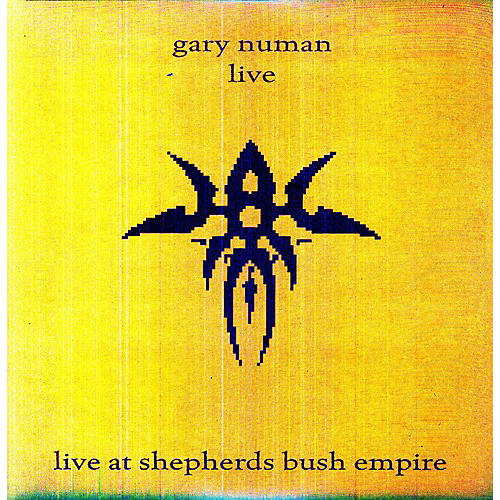 Alliance Gary Numan - Live at Shepherds Bush