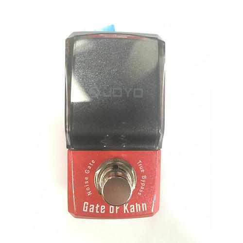 Joyo Gate Of Kahn Effect Pedal