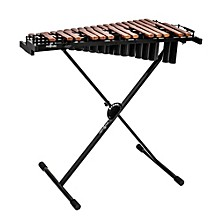 Majestic Gateway Series 2.5 Octave Padauk Bar Practice Xylophone w/ Resonators