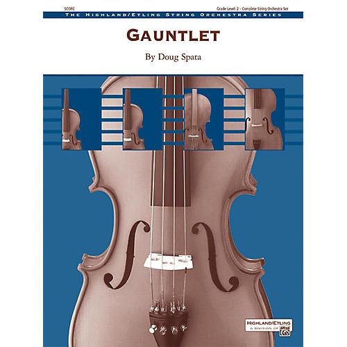 Alfred Gauntlet Grade 2