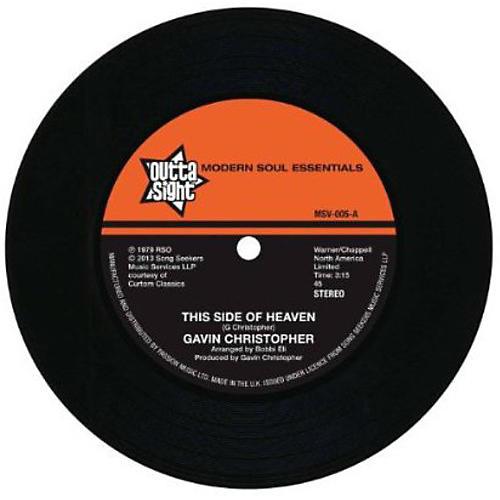Alliance Gavin Christopher - This Side of Heaven