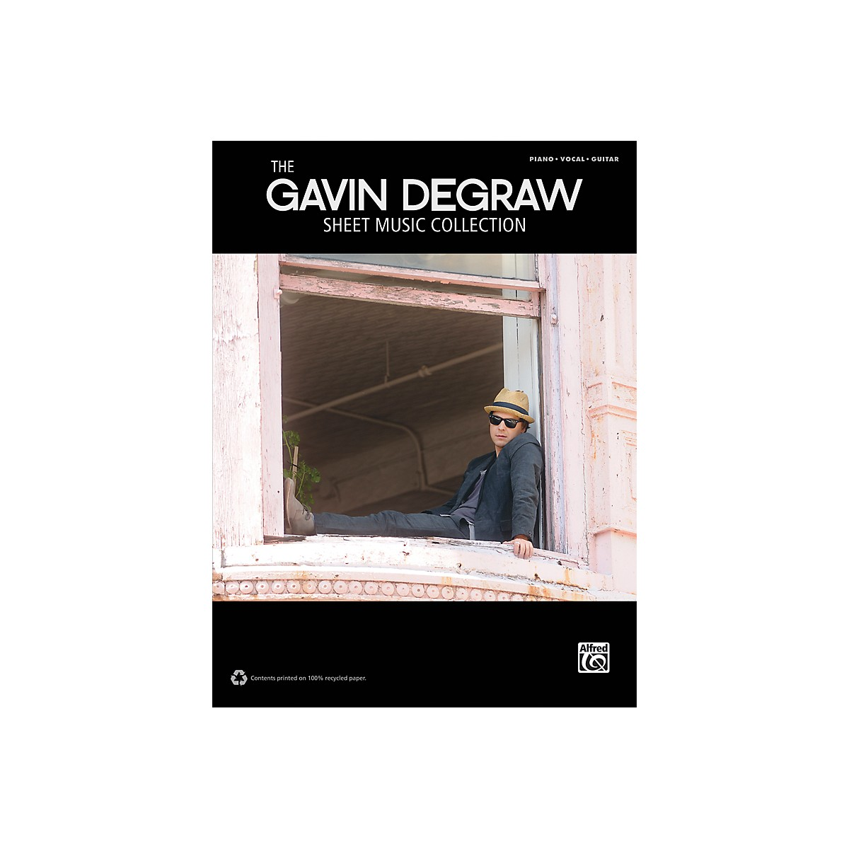 Alfred Gavin DeGraw Sheet Music Collection Piano/Vocal/Guitar Book