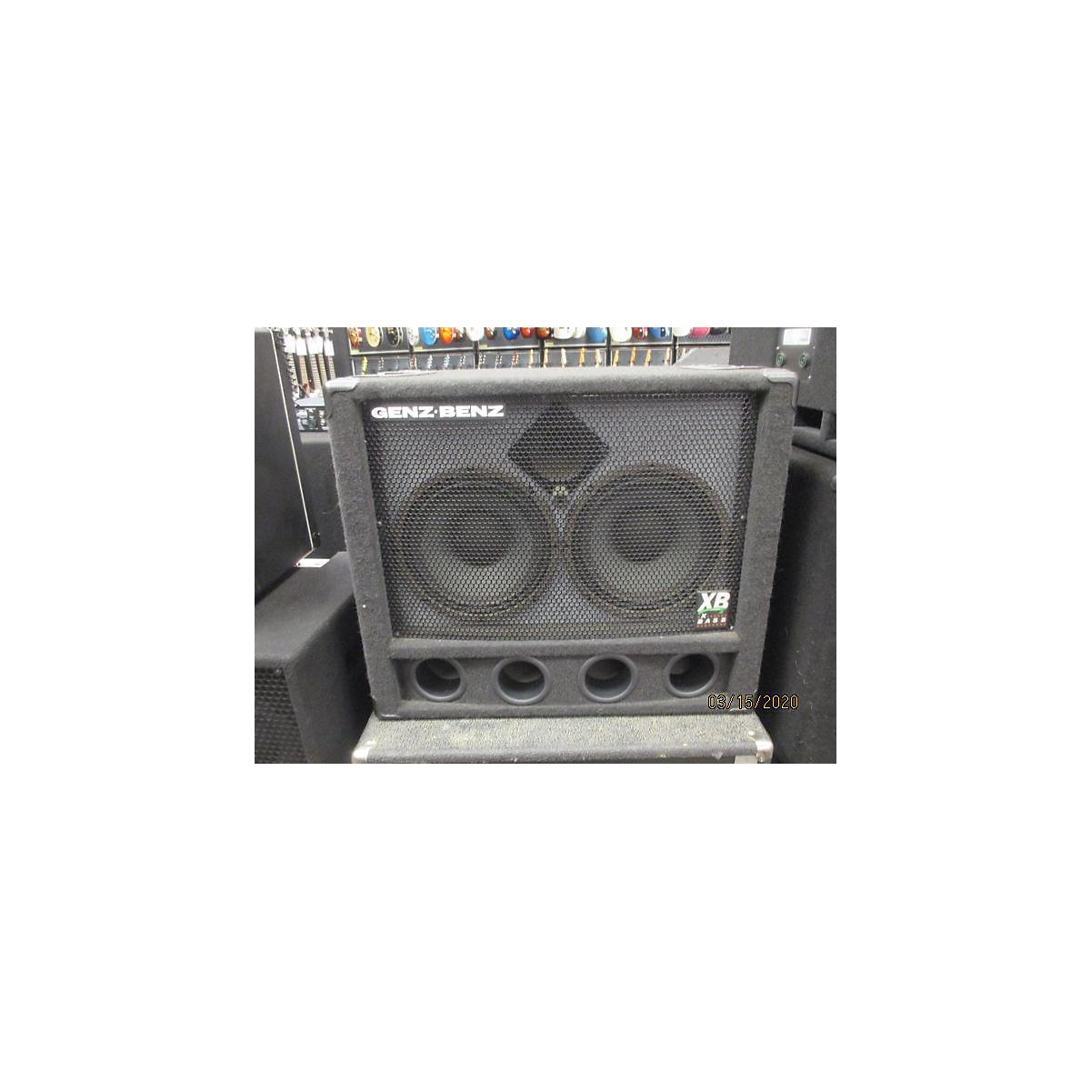 Genz Benz Gb210T Bass Cabinet