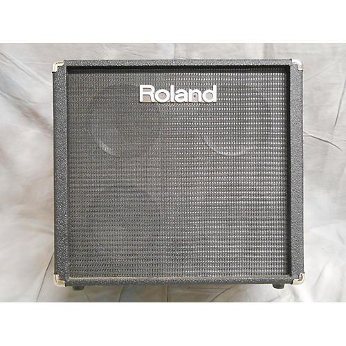 used roland gc 408 guitar cabinet guitar center. Black Bedroom Furniture Sets. Home Design Ideas