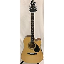 Greg Bennett Design by Samick Gd-100SCE/ N Acoustic Electric Guitar