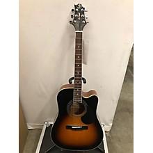 Greg Bennett Design by Samick Gd100sce Acoustic Electric Guitar
