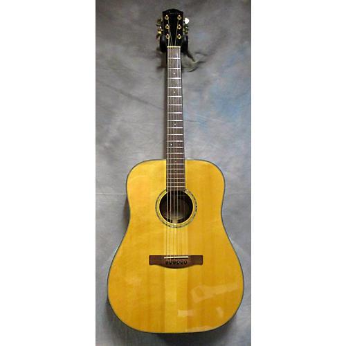 Fender Gd47s Nat Acoustic Electric Guitar