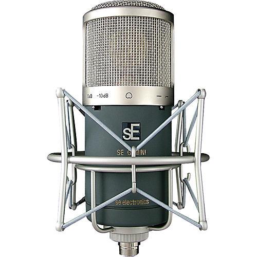 SE Electronics Gemini II Dual  Valve Tube Microphone