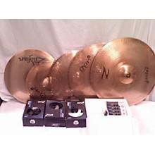 Zildjian Gen16 5 Pc Cymbal Pack Electric Cymbal