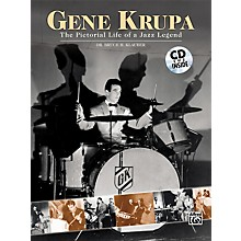Alfred Gene Krupa - The Pictorial Life of a Jazz Legend (Book and CD)