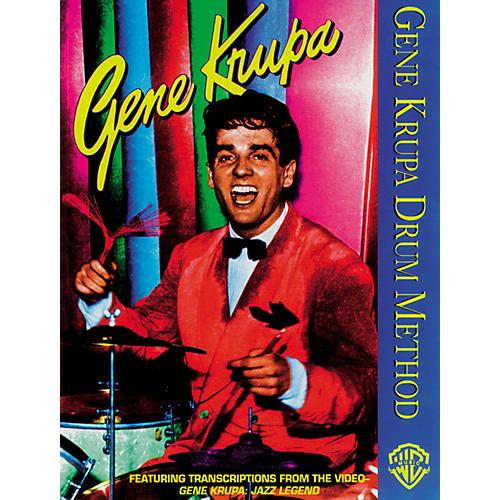 Alfred Gene Krupa Drum Method Video