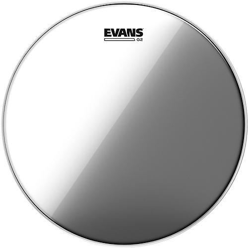 Evans Genera G2 Clear Bass Drumhead