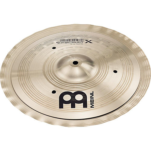 Meinl Generation X Signature Benny Greb Trash Hat Hi-Hat Effects Cymbal 63aa717c144b
