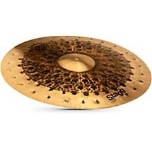 Genghis Duo Series Medium Ride Cymbal 21 in.