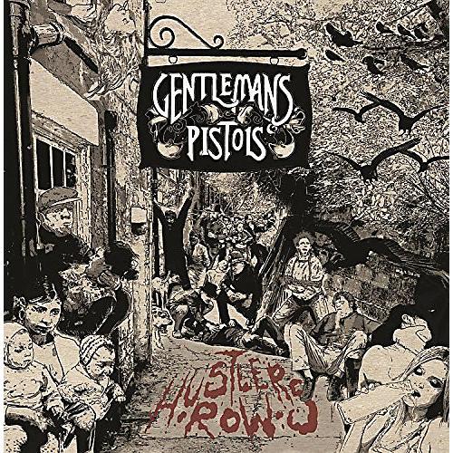 Alliance Gentlemans Pistols - Hustler's Row