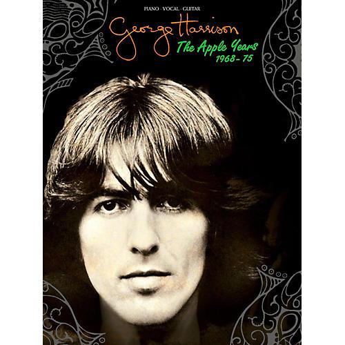 Hal Leonard George Harrison - The Apple Years Piano/Vocal/Guitar