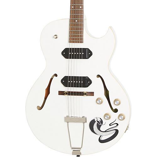 Epiphone George Thorogood White Fang ES-125 TDC Signature Outfiit