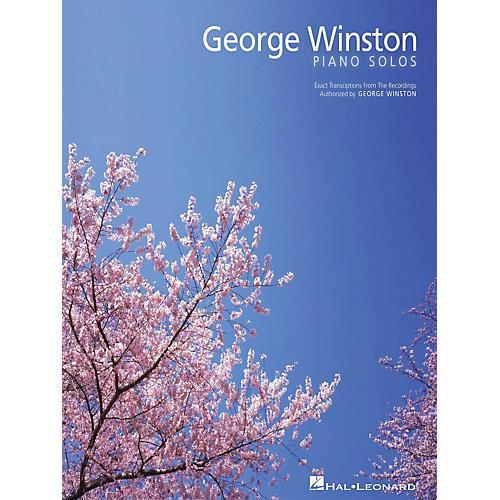 Hal Leonard George Winston Piano Solos