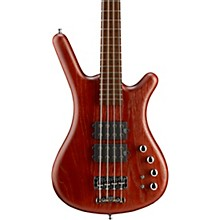 German Pro Series Corvette $$ 4-String Electric Bass Guitar Burgundy Red