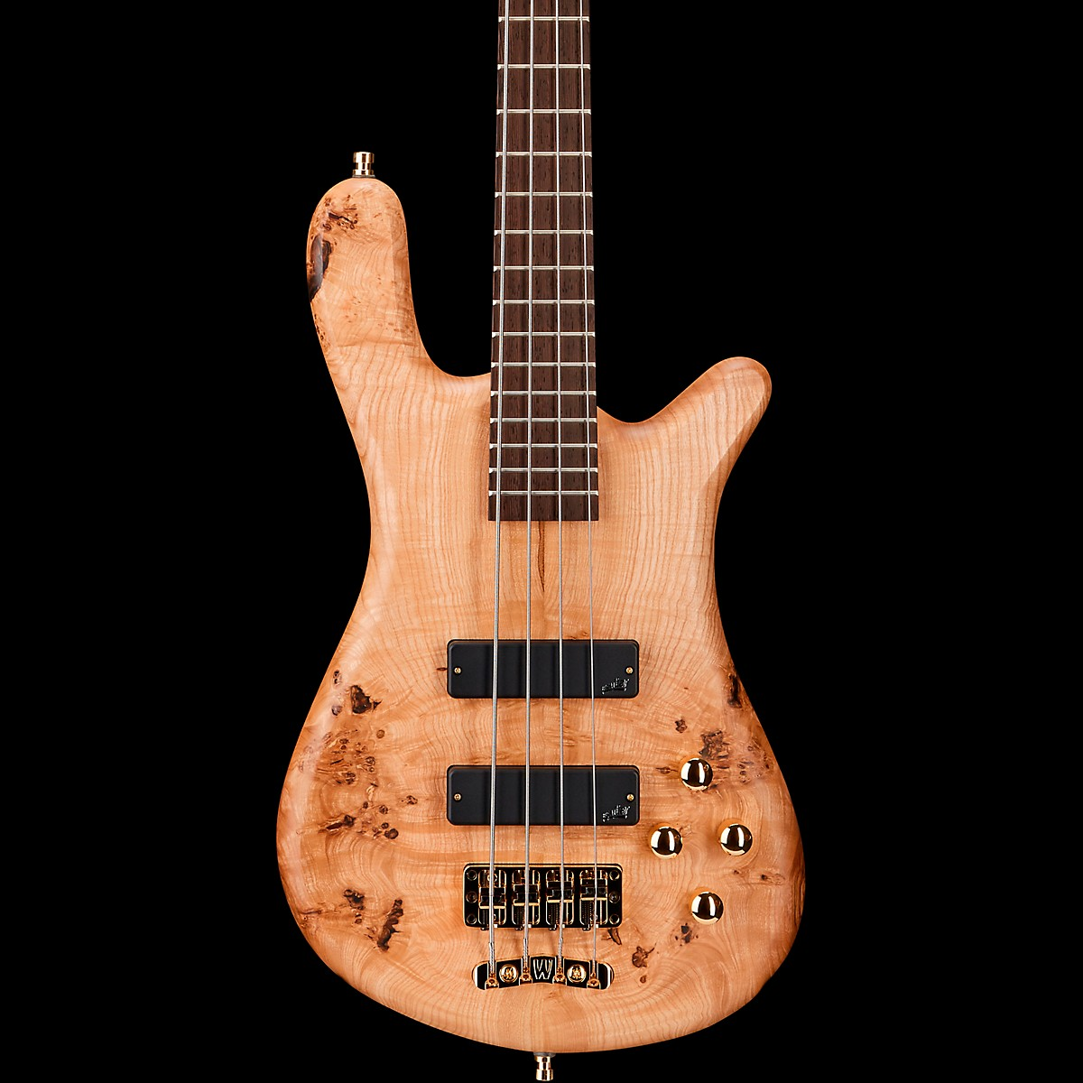 Warwick German Pro Series Streamer STI 4-String Bass Limited Edition