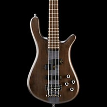 Warwick German Pro Series Streamer Stage I 4-String Electric Bass Guitar Nirvana Black Oil